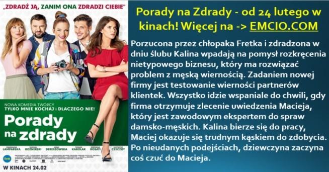 Filmy - najnowsze i najlepsze premiery kinowe z Polski i świata.