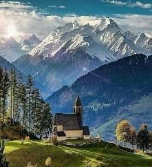 """Szwajcaria """"Niewiarygodne miejsca na Ziemi"""""""