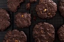 Ciągnące ciastka czekoladow...
