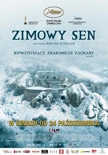 Zimowy sen (2014)  dramat  Film opowiadający fragment życia zamożnego Turka , jego młodej żony i siostry. Film dość specyficzny oparty na dialogach które rozwodzą się nad ludzki...