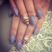 Nowe paznokcie :3