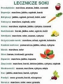 lecznicze soki