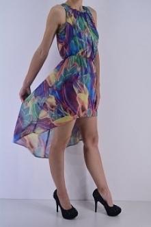 Asymetryczna sukienka. Seco...