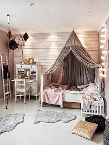 Uroczy pokój dla małej księżniczki :)