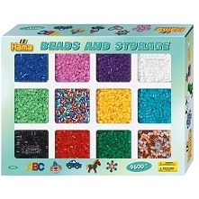 Witajcie:) Kolorowy zawrót głowy:)  Takiej ilości koralików w jednym opakowan...