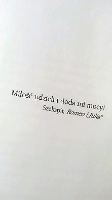 """""""Miłość udzieli i doda..."""