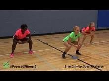 Bring Sally Up Squat Challenge