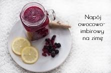 Alternatywa dla herbaty - napój owocowy na zimniejsze dni. Przepis po kliknię...
