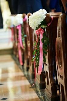 hortensja ślub