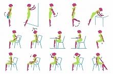 lekka gimnastyka w pracy