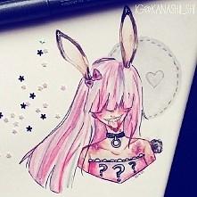 mały rysunek Rachel
