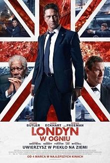 Podczas pogrzebu brytyjskiego premiera Londyn zostaje zaatakowany przez terrorystów. Mike Banning oraz agentka MI6 muszą opanować sytuację, zanim dojdzie do masakry.