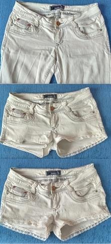 Jak przerobić stare spodnie :)
