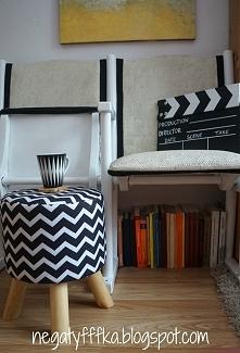 Metamorfoza kinowych krzeseł:)