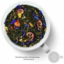 "Herbata Zielona z dodatkami ""Вurleska"""