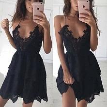 Sukienka koronkowa - Kliknij w zdjęcie aby zobaczyć więcej