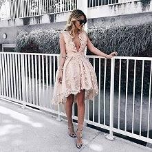 Asymetryczna sukienka - Kliknij w zdjęcie aby zobaczyć więcej