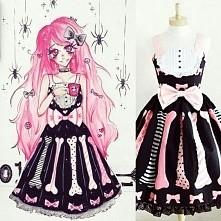 po prostu musiałam narysować jakąś postać w tej sukience <3 jest taka uroc...
