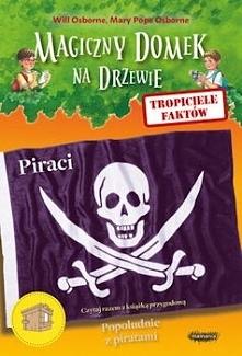 Will Osborne i Mary Pope Osborne zabierają czytelnika w historyczną podróż na statek piracki. Kolejne strony książki przybliżają życie i fakty związane ze stylem życia na morzu....