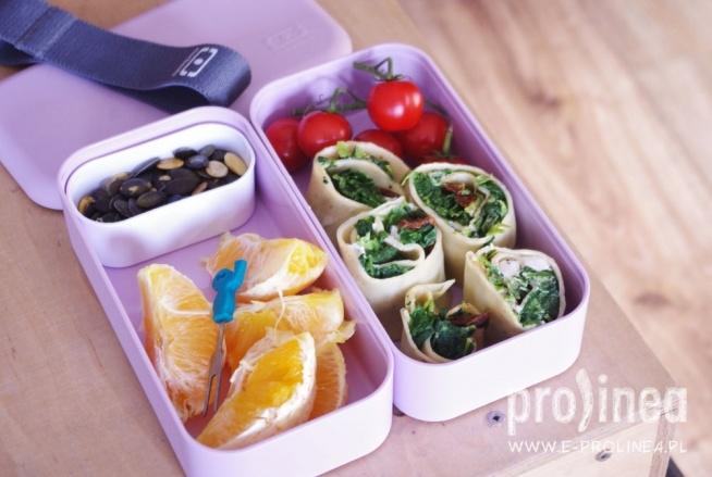 mój lunchbox