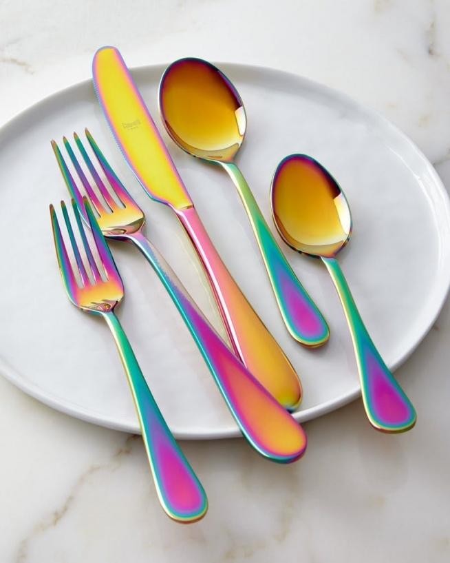 Как сделать цвет радуги