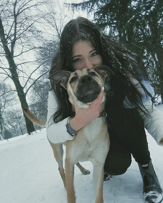 #dzieńkobiet #całaja #dog #spacery