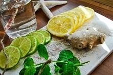Przepis na zdrową i odchudzającą lemoniadę