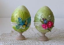pisanki na Wielkanoc; wykonanie: Babskie Uroczysko