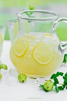 lemonade agrestowa,  przepi...