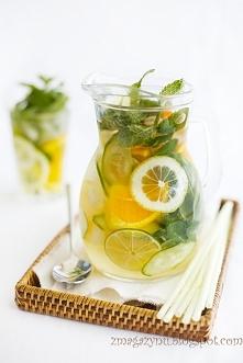 Lemoniada azjatycka,  przep...