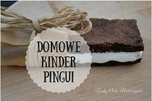 Domowe kinder pingui <3 Super przekąska dla dziecka <3