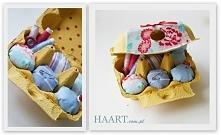 HAART.pl blog DIY Igielnik z pudełka po jajkach