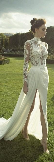 Wyjątkowa i odważna sukienk...