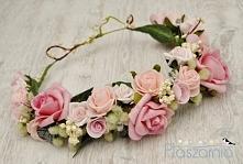 """Moje drogi. Marzy mi się piękny wianek w dniu ślubu, dlatego biorę udział w konkursie na fb na stronie: """"Wianki Anki Anka Sasinowska"""" - robi naprawdę cuda. Żeby wygrać..."""