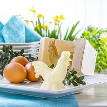 Forma do masła drewniana KOGUT