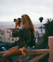 Fotografia. Zawsze chciałam...