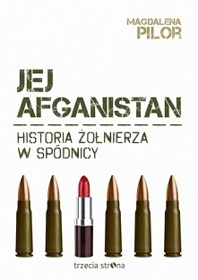 """""""Jej Afganistan"""" to obraz wojny widzianej oczami Polek służących na misji, efekt długich i szczerych rozmów autorki, która sama spędziła rok w Ghazni-  Wspaniała książka o kobie..."""