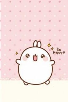 I'm happy!!