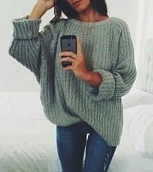 świetny sweter