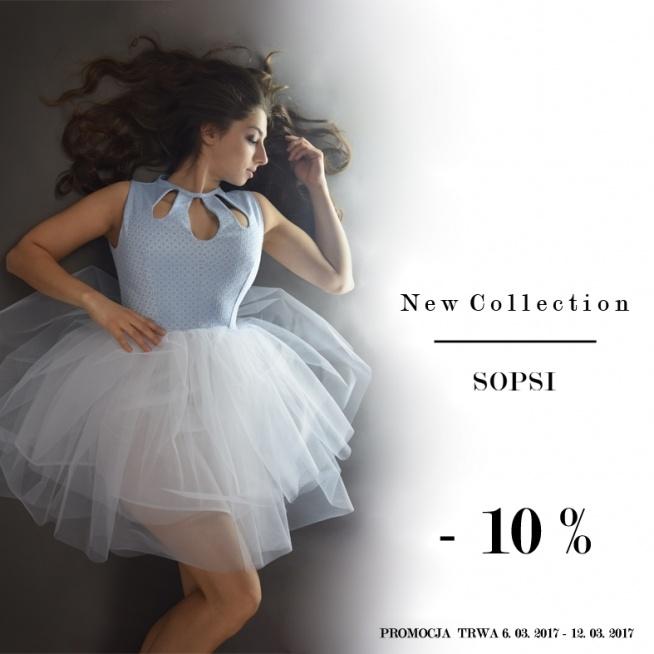 Promocja! Z okazji otwarcia SOPSI  -10% na sukienkę z łezkami!  Promocja trwa do 12.03.2017