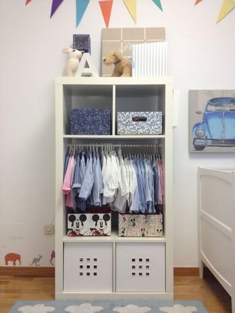 Spos b na rega kallax w pokoju dziecka na pok j malucha for Articulos para decorar habitaciones