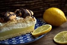 Ciasto cytrynowe. Przepis w komentarzu