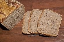 chleb żytni z miodem, przep...