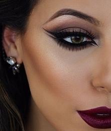 idealny makijaż :)