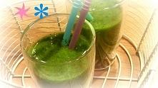 Zielone smoothie na glodnap...