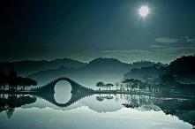 The Moon Bridge, Taipei