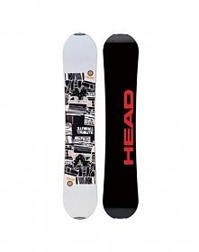 Deska snowboardowa Head Tribute 152 zaprojektowana jest z myślą o jeździe fre...