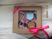 Ciasteczkowy zestaw kosmetyków, idealny na dzień kobiet, dla małej księżniczk...
