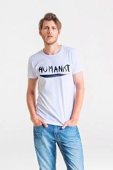HUMANIST - MęskI T-shirt