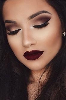Śliczny make-up <3